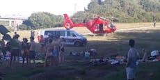 31-Jähriger nach Badeunfall in Neuer Donau verstorben