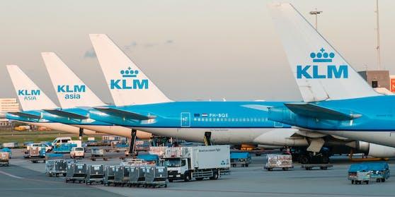 Die KLM zahlte nach der Klage die Flugkosten zurück.