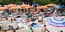 Kroatiens Küste ist jetzt Corona-Risikogebiet