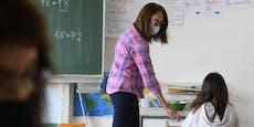 Vier von fünf Lehrern sind aktuell vollständig geimpft