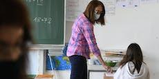 2,4 Prozent des Lehrpersonals waren Risikofälle