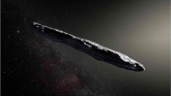 Am 19. Oktober 2017 erfasste ein Teleskop des Haleakala Observatoriums auf Hawaii einen Asteroiden, der bis heute die Fachwelt beschäftigt. Was ist der Ursprung unseres insterstellaren Besuchers?