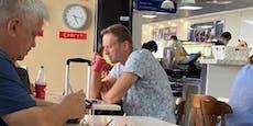 Vergifteter Putin-Gegner Nawalny in Berlin gelandet