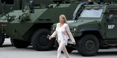 Wieder Bodyguards für Ministerin nach Mord-Drohungen