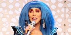 """Cher will """"tanzen"""", wenn Trump im Gefängnis sitzt"""