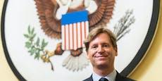 US-Botschafter: Wien-Besuch Trumps ist möglich