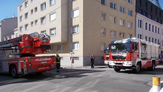 Feuerwehr-Einsatz in Wien-Döbling