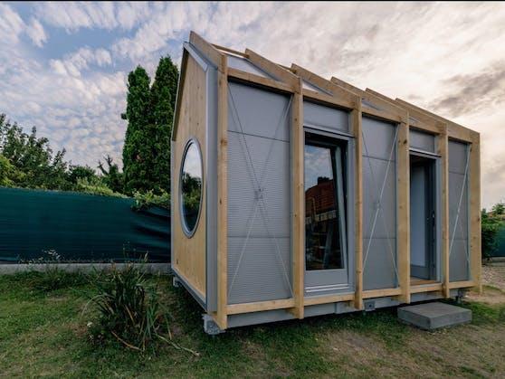 """""""Kabinka"""", ein erschwingliches Tiny House"""