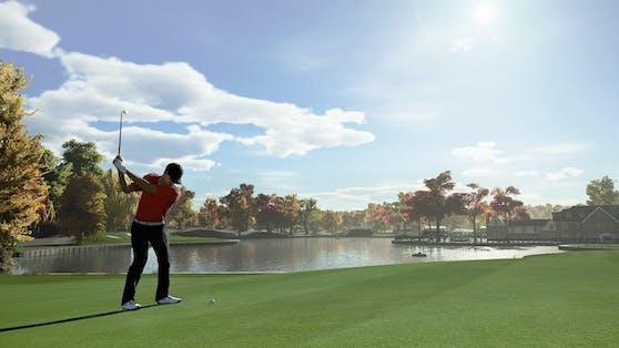 """""""PGA Tour 2K21"""" ist für PS4, Xbox One, Nintendo Switch und PC erhältlich."""