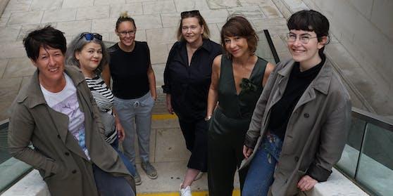 Elisabeth Scharang, Ines Kaiser, Ursula Hofbauer, Constance Cauers, Mirjam Bromundt, Martina Theininger