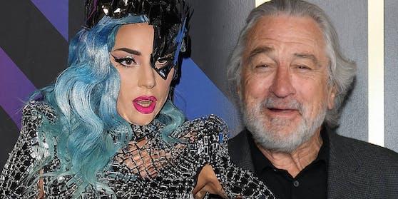 Lady Gaga und Robert De Niro