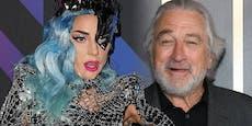 "Lady Gaga und Robert De Niro drehen ""Gucci""-Film"