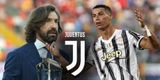 Pirlo krempelt Juve um: Sogar Ronaldo muss zittern