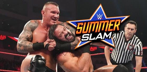 Randy Orton will den Titel beim Summerslam