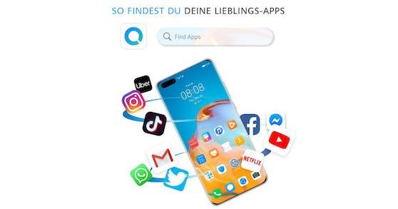 Huawei Petal Search: Innovative Suchfunktion mit EU-Sicherheitssiegel ausgezeichnet