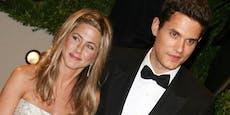 John Mayer tröstete sich mit Dreier über Aniston hinweg