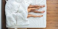 Matratzen-Test: Paare bekommen 3.000 Euro für Sex