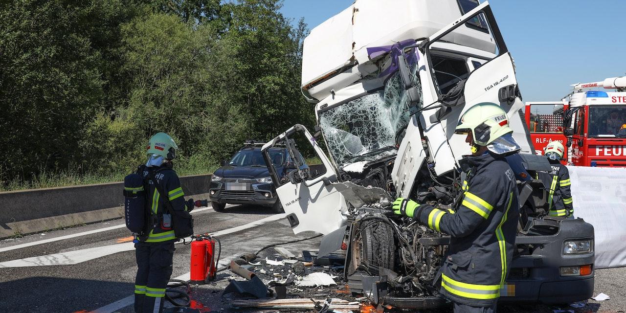 Heute Unfälle