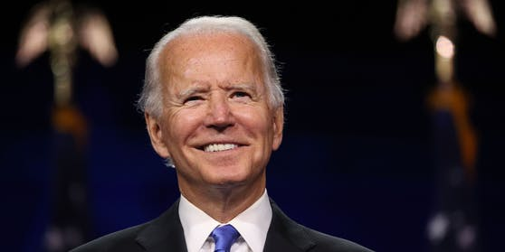 Joe Biden ist siegessicher