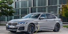 Mehr Power für den BMW 5er mit Plug-in-Hybrid-Antrieb