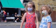 WHO: Mund-Nasen-Schutz ab zwölf Jahren