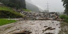 A10 Tauernautobahn nach Mure komplett gesperrt