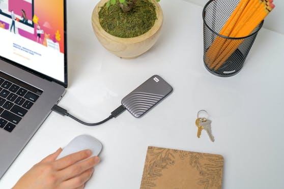 Western Digital launcht neue, leistungsstarke WD My Passport SSD.