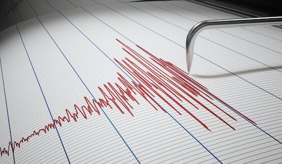 Die ZAMG registrierte ein leichtes Erdbeben.