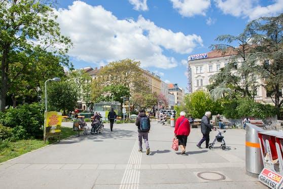 Die Sondereinheit WEGA musste zum Reumannplatz ausrücken.