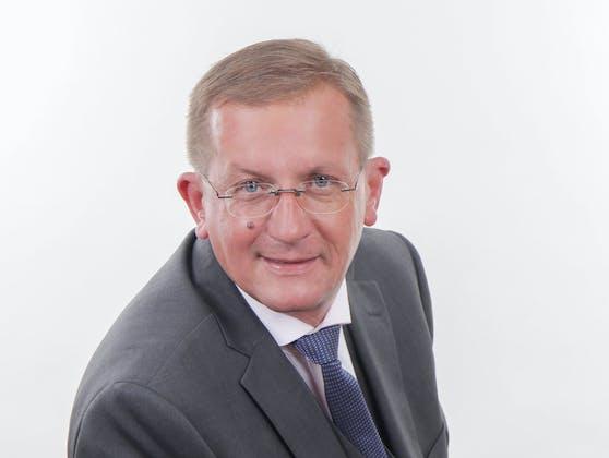 Landtagsabgeordneter Dieter Dorner