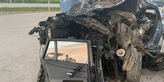 Ein 33-jähriger Familienvater kam bei dem Unfall ums Leben.