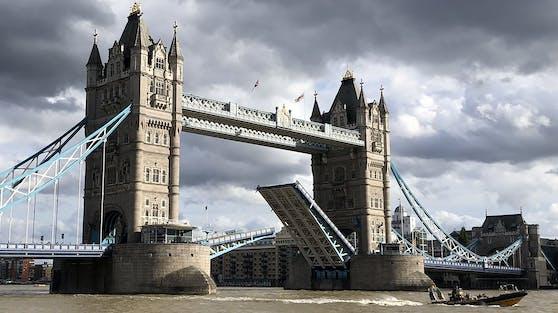 Die Klappbrücke ließ sich vorübergehend nicht mehr schließen.