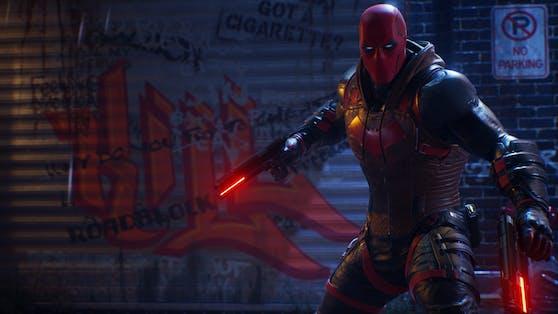 Red Hood, ehemals bekannt als Jason Todd