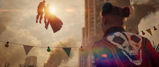"Superheld nun superböse: Der Mann aus Stahl tötet in ""Kill the Justice League""."