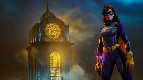 Batgirl, auch bekannt als Barbara Gordon.
