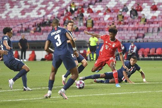 Champions-League-Finale: PSG gegen Bayern