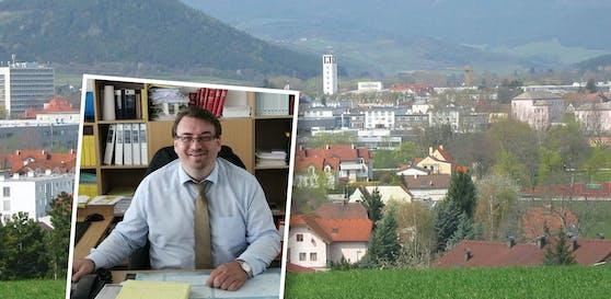 Dietmar Krammer vertritt Ternitz-Opfer