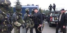 Lukaschenko lässt prominente Oppositionelle verhaften