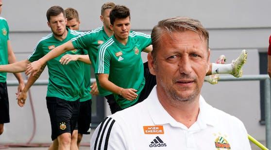 Rapid-Sportdirektor Zoran Barisic