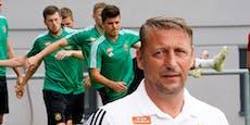 """Barisic: """"Der Trainer würde schon gerne einkaufen"""""""