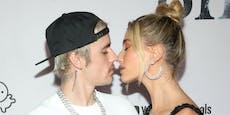Hailey lässt sich für Justin ein Liebes-Tattoo stechen