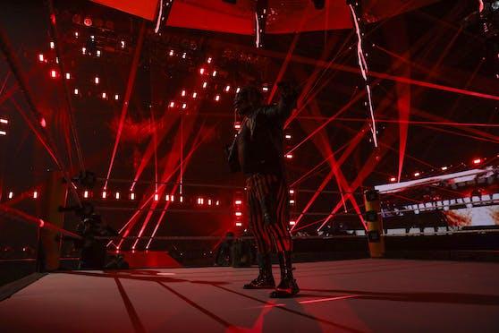 WWE Summerslam: Bray Wyatt gegen Braun Strowman