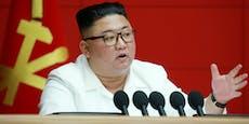 Kim Jong-un mit China-Impfstoff gegen Corona geimpft