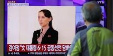 Kim gab Macht-Befugnisse an Schwester ab