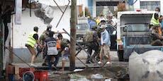 Zehn Tote bei Bombenanschlag aufPhilippinen
