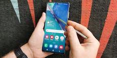 Samsung Galaxy Note20: Ass statt Alternative