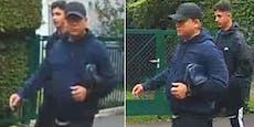 Polizei fahndet österreichweit nach Serien-Bankräubern