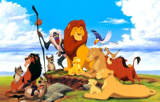"""""""Der König der Löwen"""" verlor nur knapp hinter einem Zeichentrick-Klassiker von 1942 den Titel als """"traurigster Disnyfilm""""."""