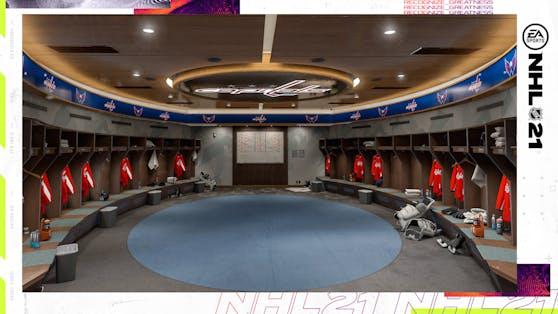 EA SPORTS NHL 21 erscheint am 16. Oktober 2020 für PlayStation 4 und Xbox One.