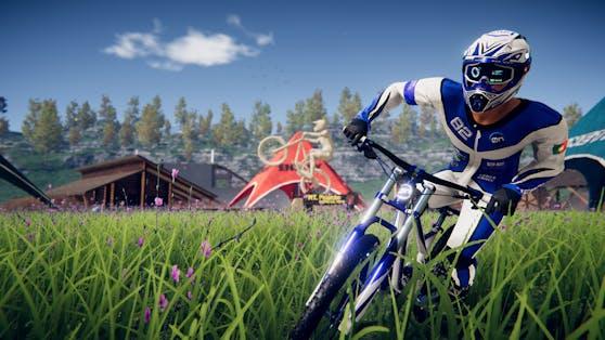 """""""Descenders"""" im Test: Rasanter Bike-Titel auch für PS4"""